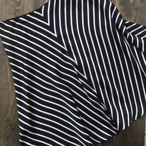 Ralph Lauren Navy/White Skirt